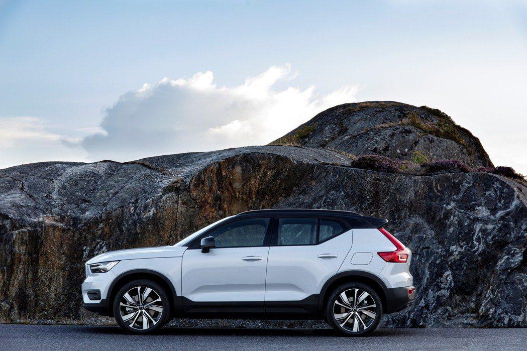 Volvo今年第一季銷量創下品牌史上新高紀錄。 摘自Volvo