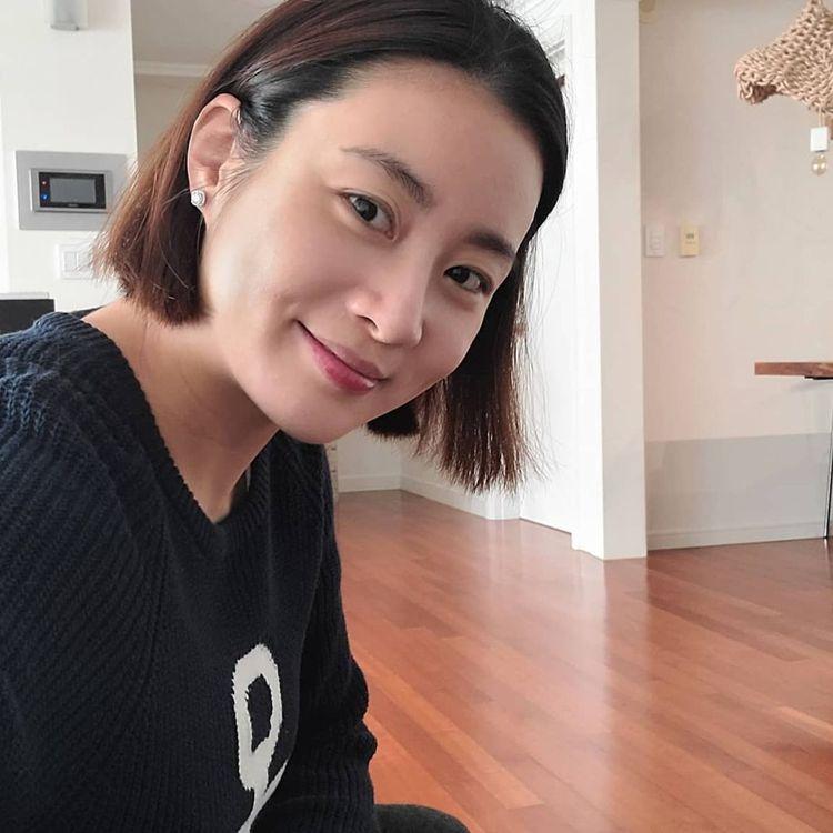 姜素拉成為新手媽媽。圖/擷自IG