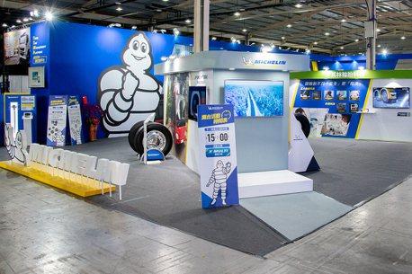 米其林輪胎發表三大陣線全新產品,前進商用車博覽會!