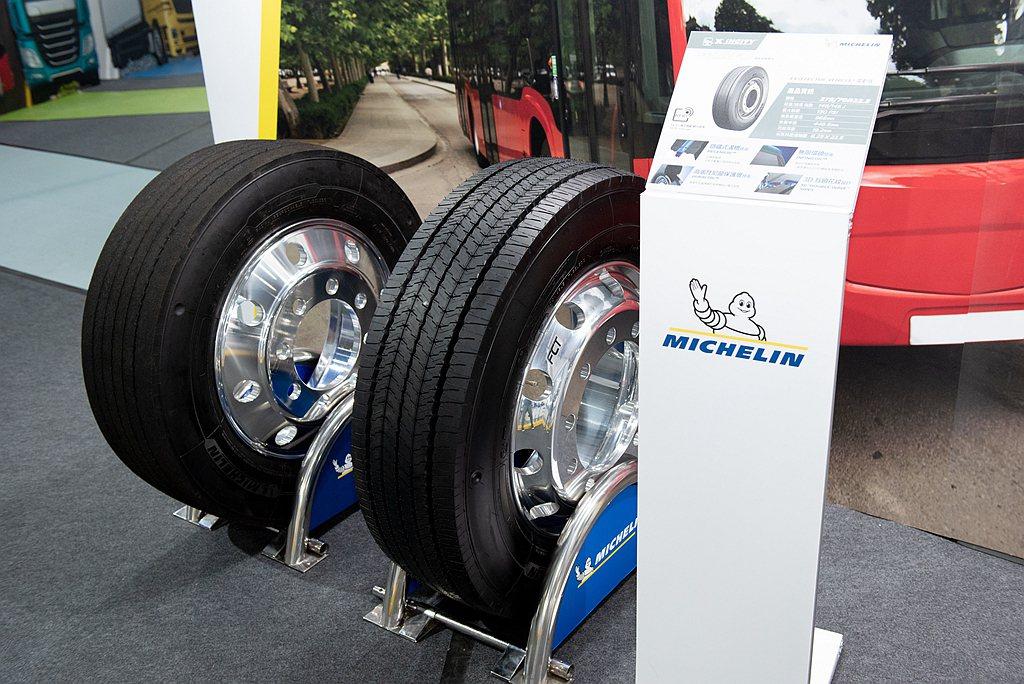 因應電動巴士的發展趨勢,米其林X INCITY EV Z提供更適合電動巴士的選擇...
