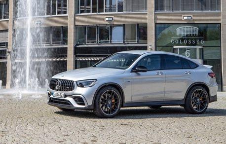 Mercedes-Benz繳出漂亮成績單 2021首季賣出60萬輛車