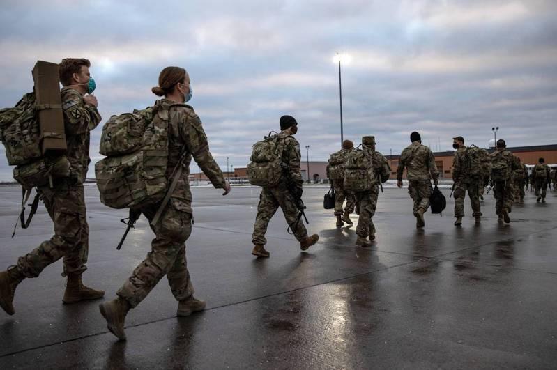 美國總統拜登宣布,將無條件地從阿富汗撤軍。 法新社