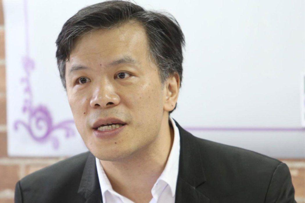 世新大學口傳系教授游梓翔。圖/聯合報系資料照片
