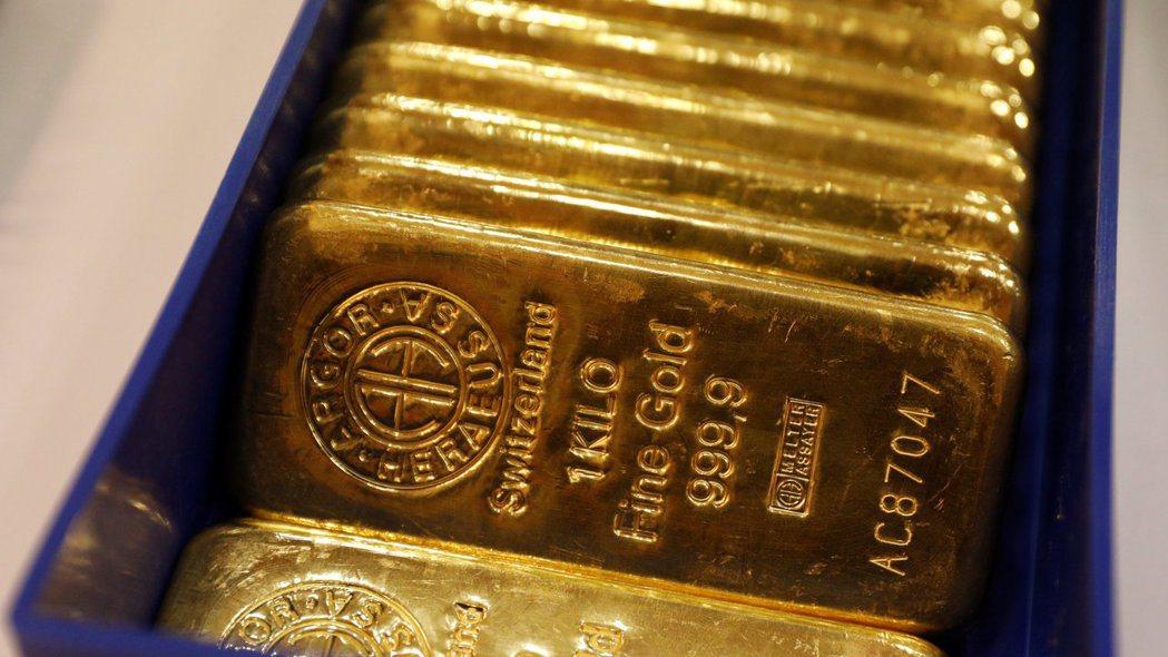 黃金的避險需求有所成長。路透