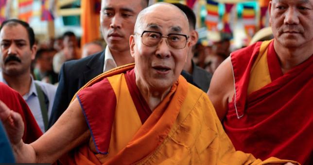 達賴喇嘛稱,藏族不希望受到極權體制的掌控,「因為這個本身是會有問題的,而且中國人...