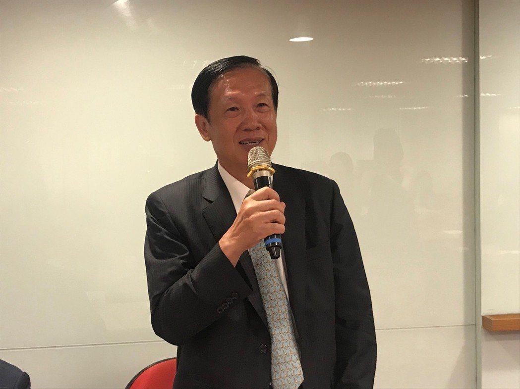 鄉林集團董事長賴正鎰。記者游智文/攝影