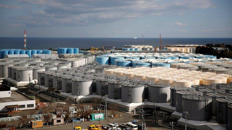 日本政府決定福島核廢水「排放入海」政策方向。路透