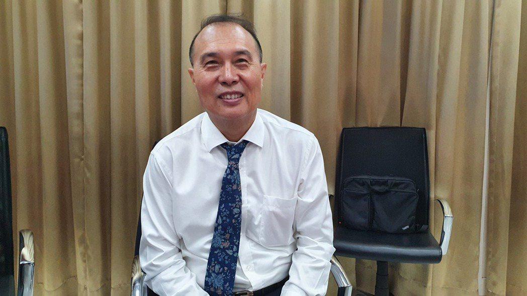 材料-KY董事長王克璋。(記者曾仁凱/攝影)