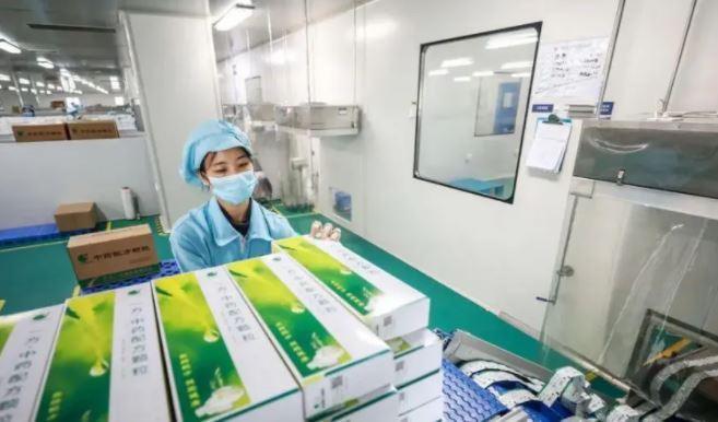 揚子江藥業集團靠著板藍根發家的老牌藥企,成為大陸藥物製劑新技術國家重點實驗室依託...