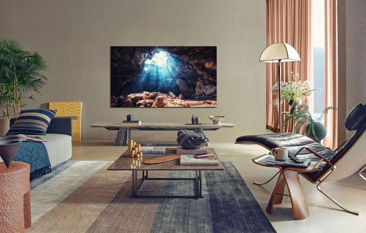 三星電子搶先推出最新Neo QLED量子電視,採用革命性創新Mini LED背光...