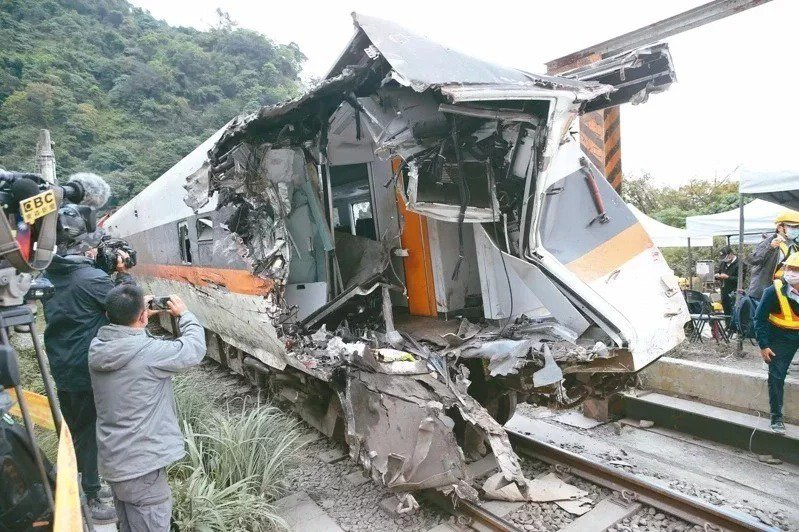 太魯閣號事故死傷慘重,引發各界注目。本報資料照片