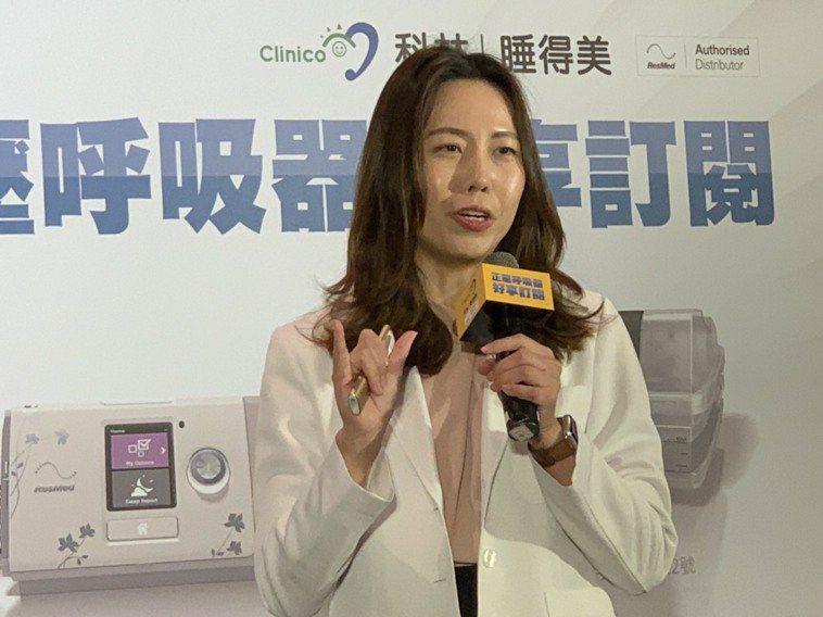 睡眠技師洪曉菁指出國內有非常多睡眠呼吸中止症患者,以她自己家為例,一家6口就有3...
