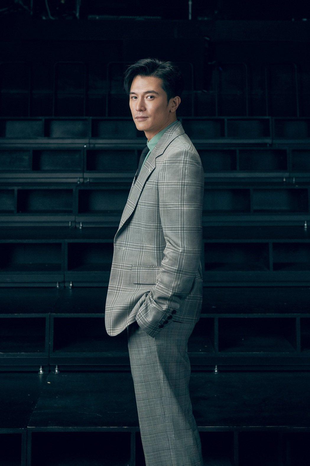 邱澤擔任2021台北電影節影展大使。圖/台北電影節提供