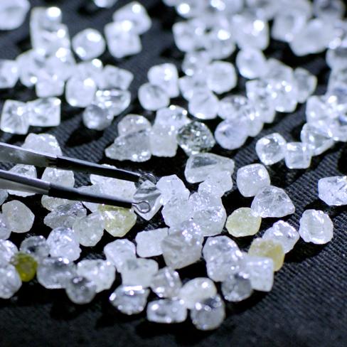 全球每年10億顆鑽石原石,僅有少於0.1%之頂級原石可成為HEARTS ON F...