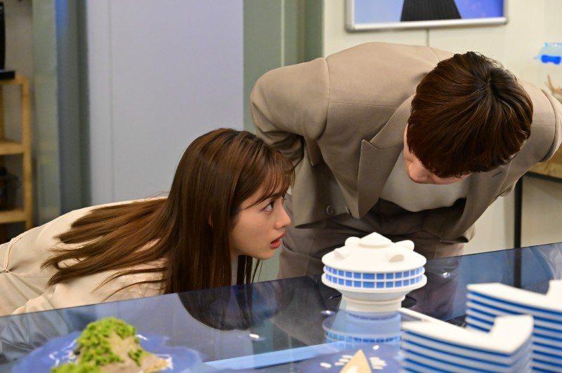 石原聰美新劇「深深地戀愛」,甫推出就大受歡迎。圖/friDay影音提供