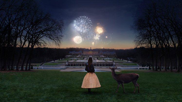 CELINE 2021女裝冬季系列靈感來自於童話故事、正面思考與希望。圖/CEL...