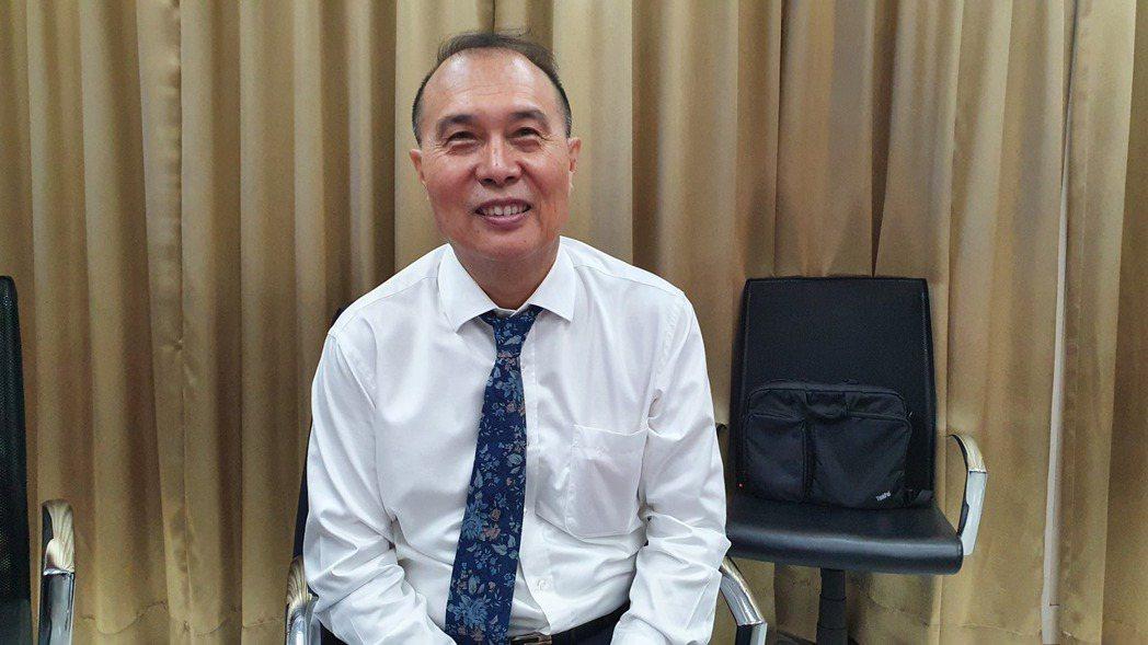 材料-KY董事長王克璋  記者曾仁凱/攝影