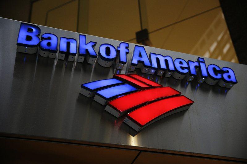 資產居全美第二大的美國銀行上季獲利倍增。(美聯社)