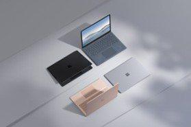 遠距辦公成新常態 微軟發表Surface Laptop 4及線上會議實用配件