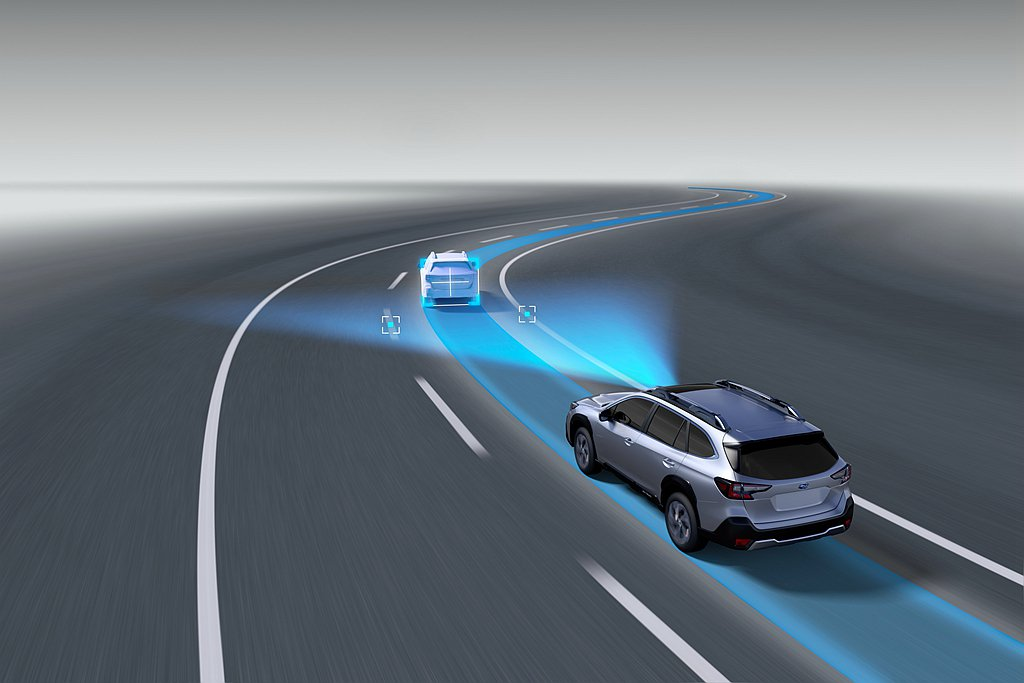 「LCF車道維持置中系統」及「LDP車道偏離輔助系統」:能主動維持於車道置中或依...