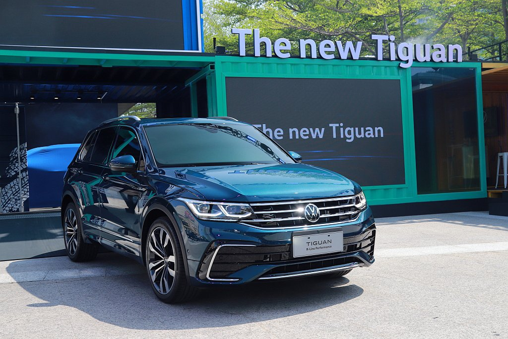 小改款福斯Tiguan接單至今已超過1,000張,挾超強熱銷氣勢強襲國內休旅市場...