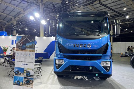 商用車博覽會還有亮點!IVECO首度展出全新18.5噸Eurocargo系列