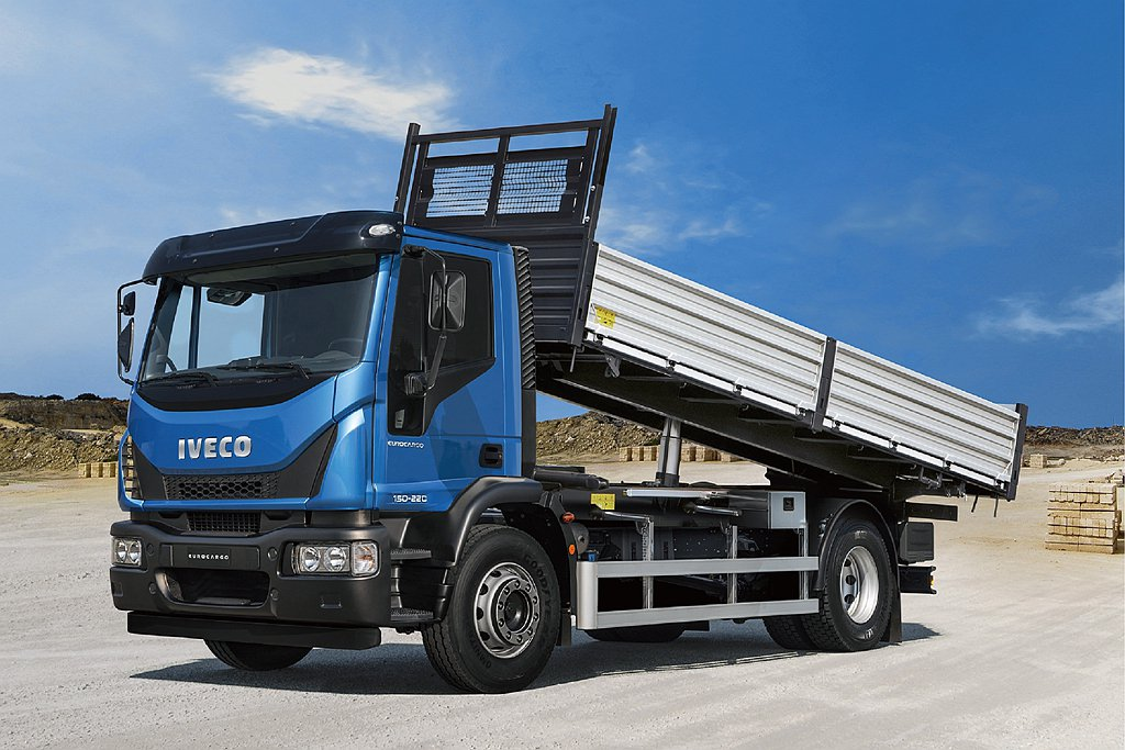 IVECO Eurocargo 3690:總重18.5噸能提供更高載重量,擁有優...