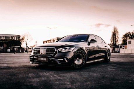 誰說Mercedes-Benz S-Class不適合改裝?Brabus套件來了!