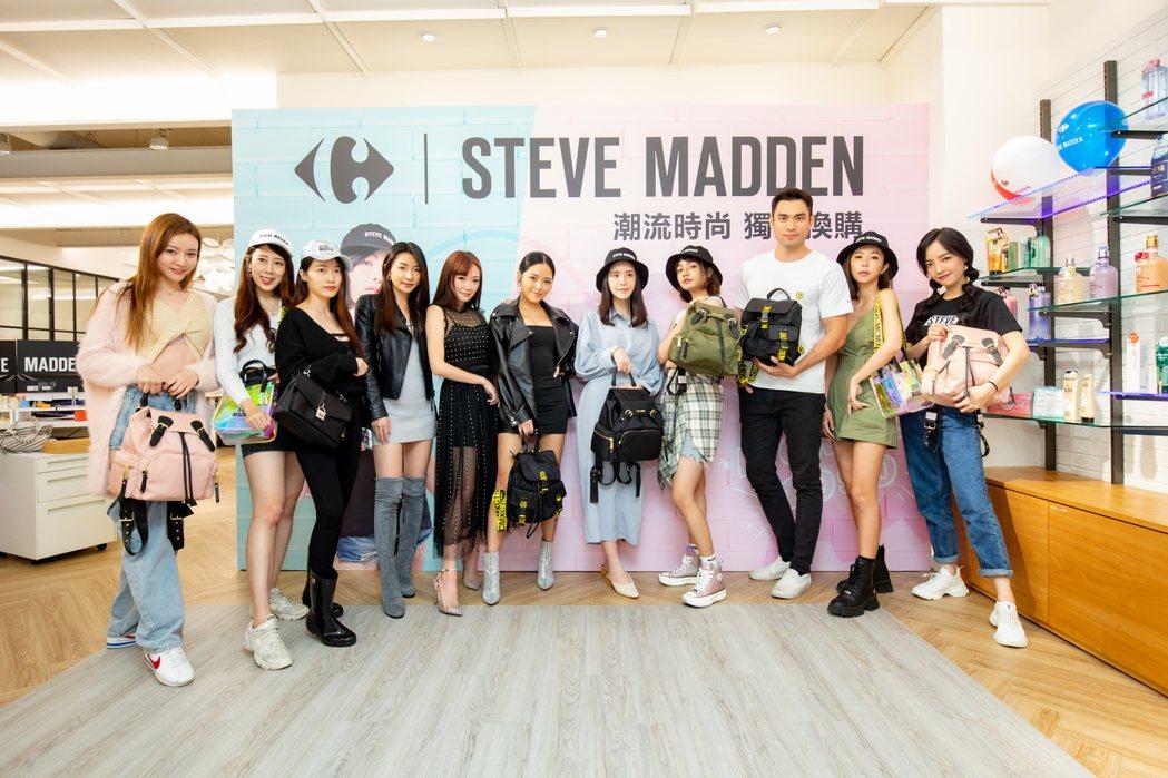 「STEVE MADDEN」致力於挑戰創新,從百貨到通路、打破大眾對於潮流品牌的...