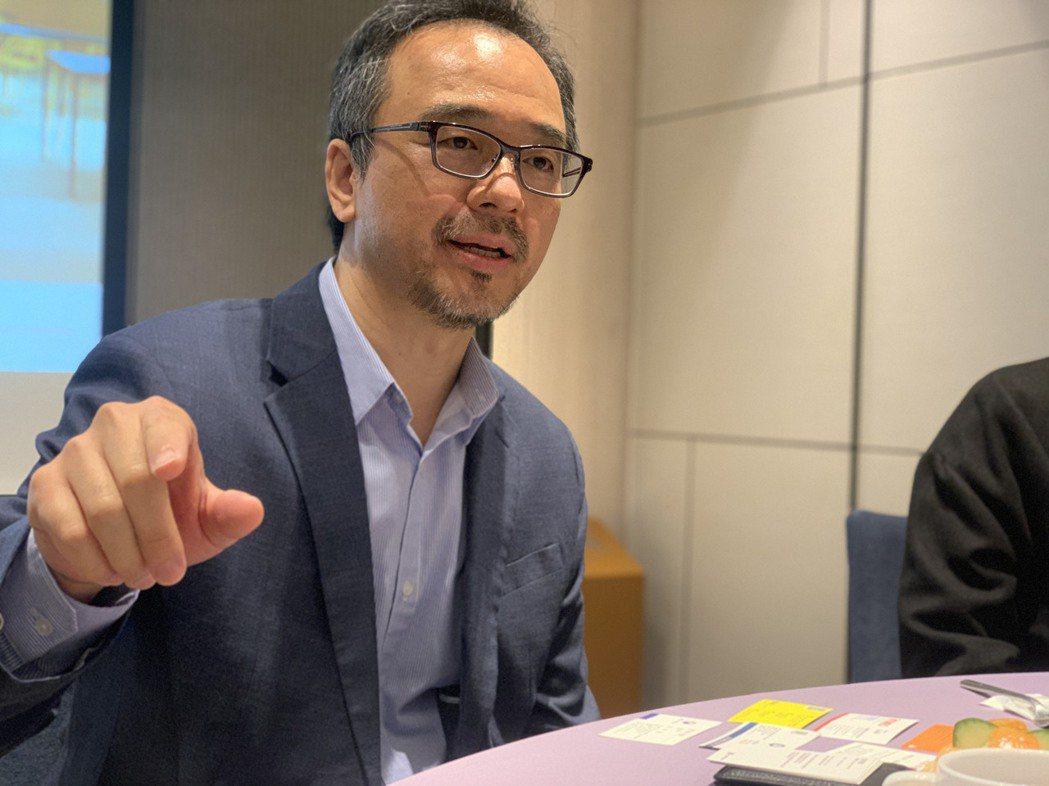 Supplyframe 亞太區總經理洪子倫在活動會場中指出:「在台灣除了是許多技...