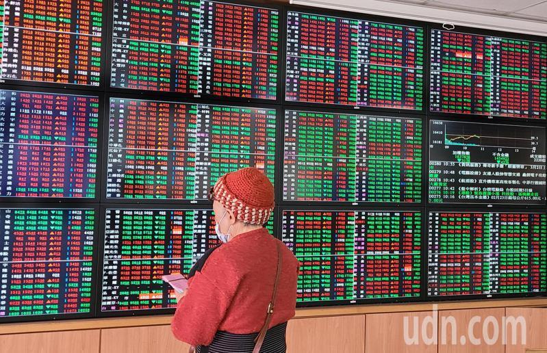 台股持續刷新歷史新高,16日收在17,158.81點。 本報系資料庫