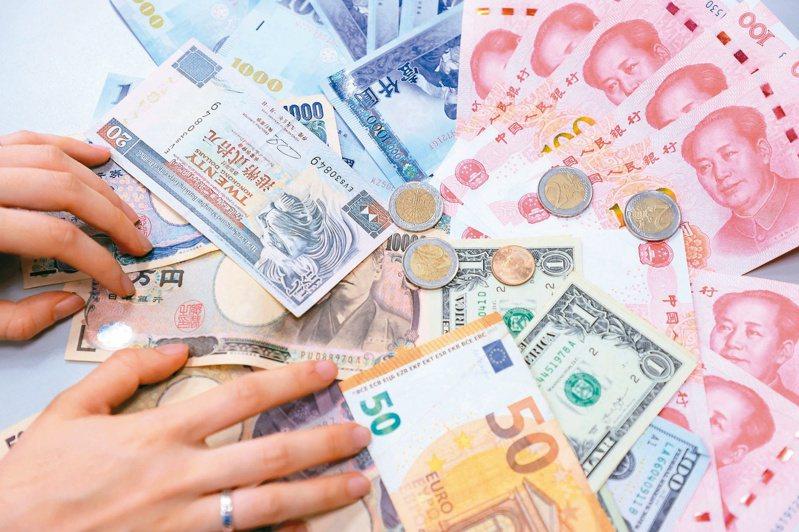 彭博資訊報導,美國財政部公布匯率報告,未點名任何貿易夥伴為匯率操縱國,即使瑞士、台灣和越南已達到被貼上該標籤的門檻。 圖/本報資料照片