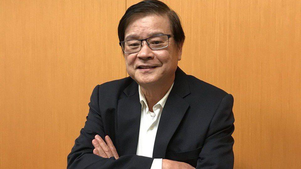 聯合再生能源執行長潘文輝。 記者徐睦鈞/攝影
