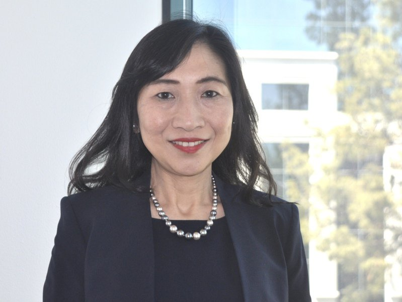 台灣生技在美傳捷報,全心醫藥宣布獲國際基金投資18 億元,且在台開創的蛋白新藥第一次獲美國FDA認證。執行長周慧泉接受中央社記者專訪。 中央社