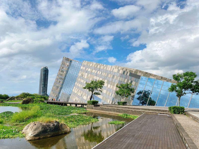 宜蘭縣立蘭陽博物館。圖/CaCa 去哪裡