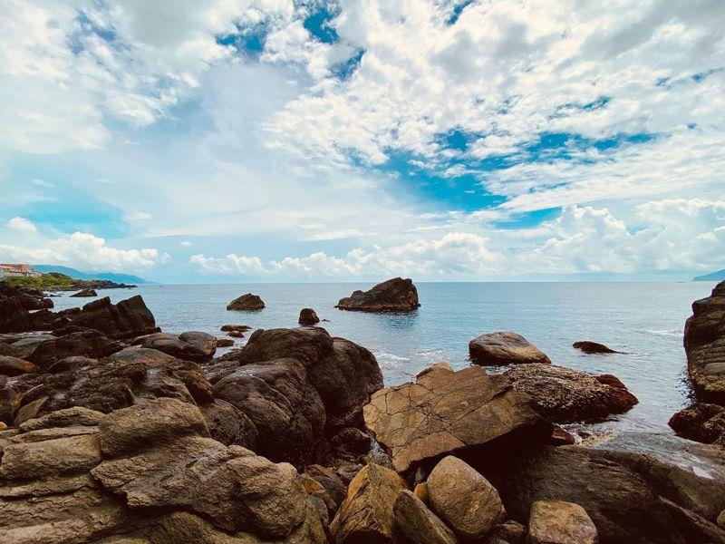 北關海潮公園。圖/CaCa 去哪裡