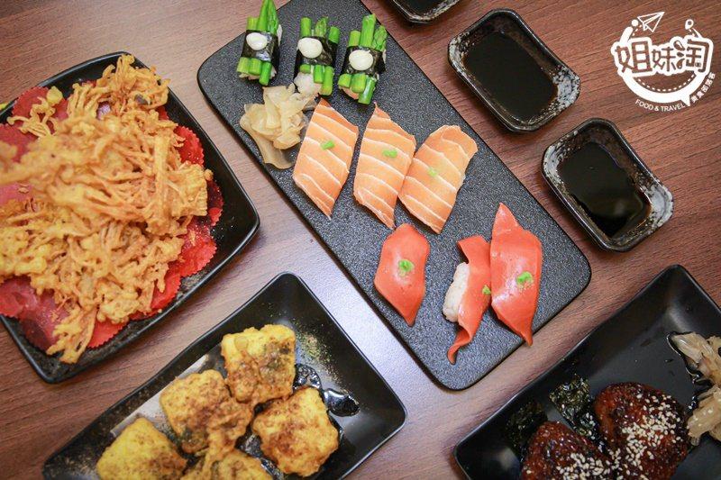 森廣豐素食精進料理 圖/姐妹淘部落客提供