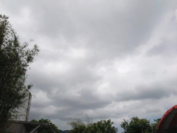 萬里福田的天空