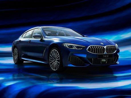 售價400萬台幣! 日本限定BMW 8 Series Gran Coupe Collector's Edition有什麼好料?