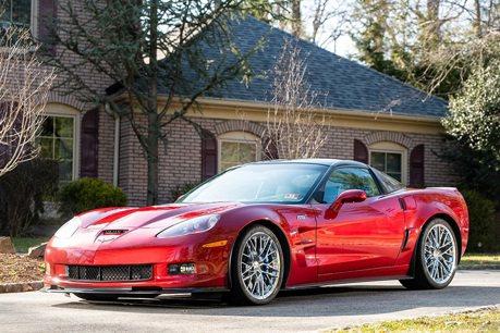 640匹馬力Chevrolet Corvette ZR1三百萬有找?