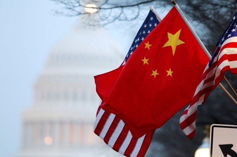 美日峰會已奠定「反制中國大陸」的基調。圖/路透