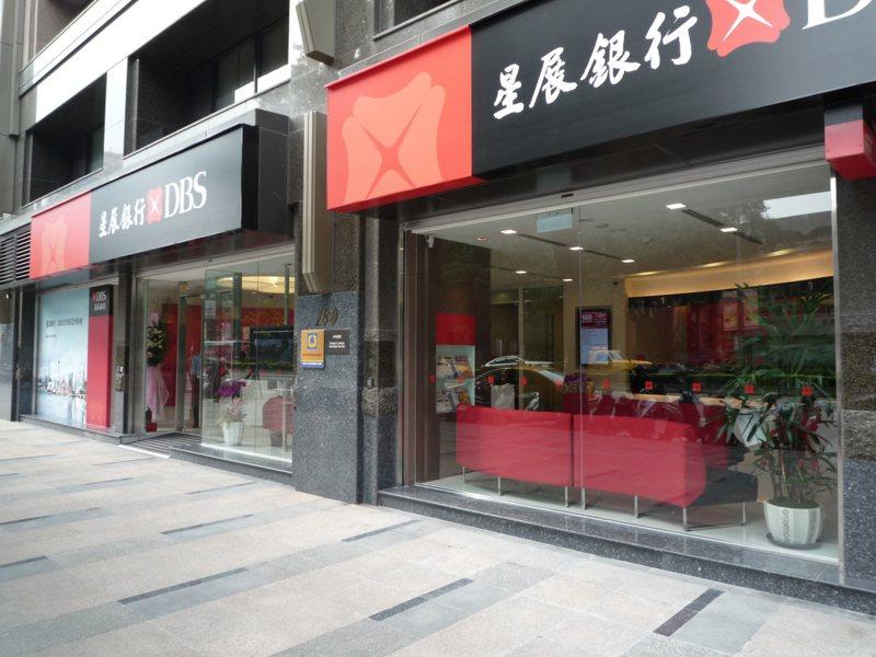 外傳星展銀行可能承接花旗銀行在台灣消費金融業務,星展銀行今天回應「抱持開放態度」。圖/資料照片