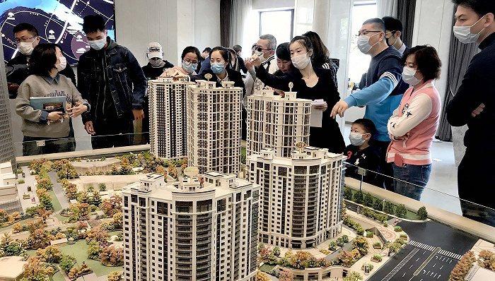 3月大陸70個大中城市新建商品住宅價格指數較去年同期上升4.6%,較上月上漲0....