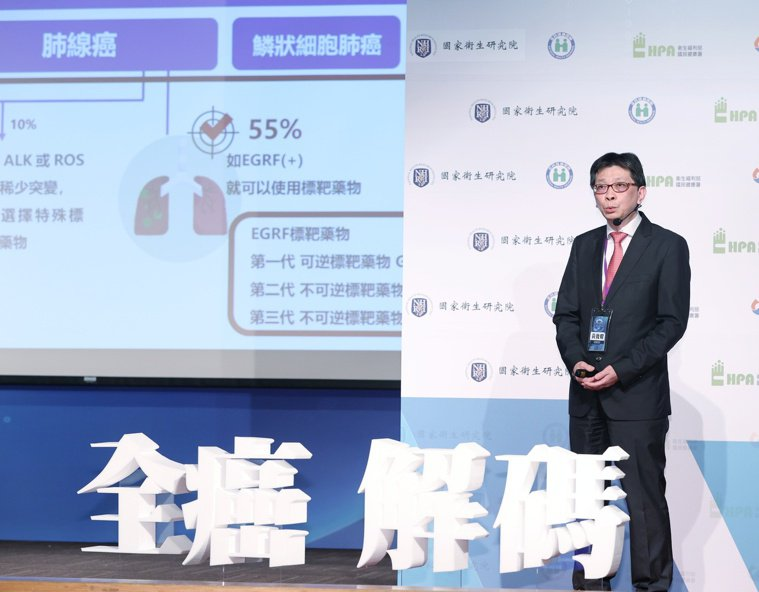 2021癌症高峰論壇已於3月27、28日完美落幕,台北慈濟醫院臨床試驗中心主任黃...