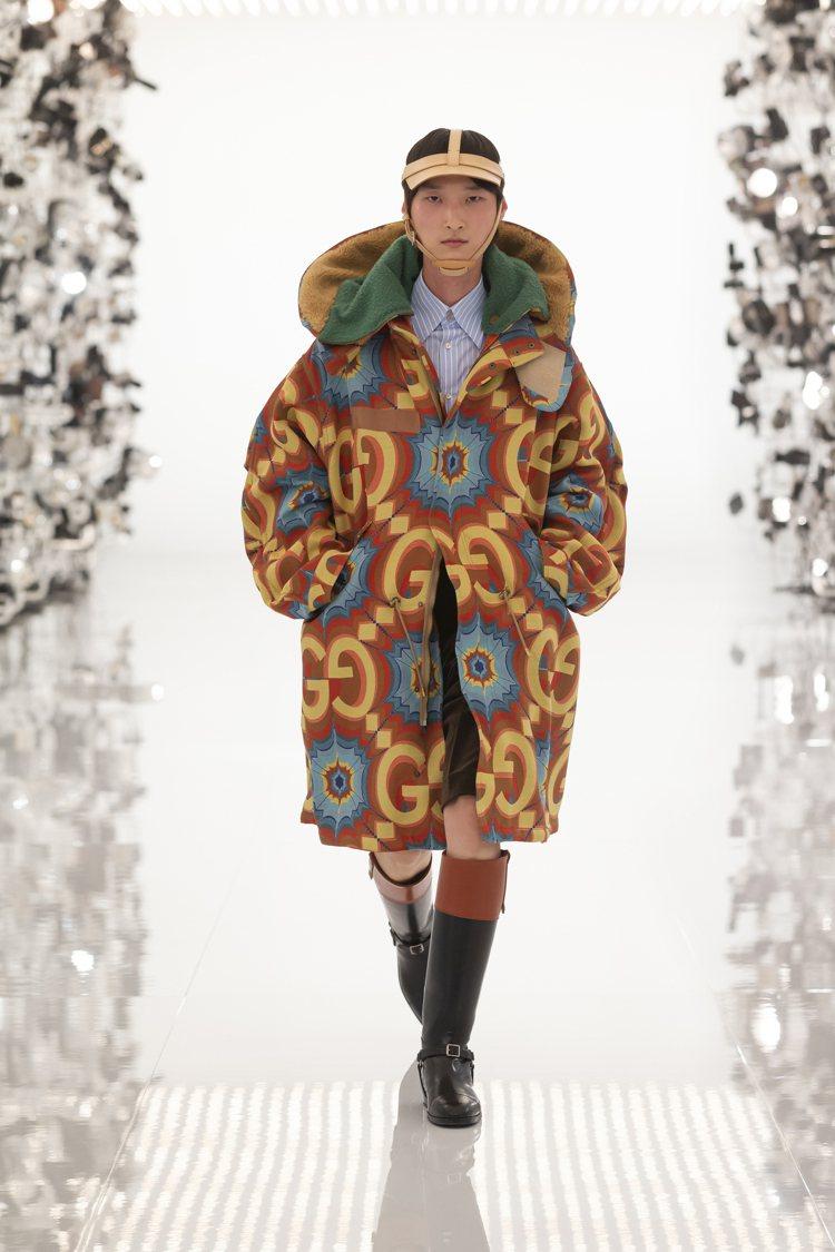 GUCCI發表的「時尚詠嘆調」是Alessandro Michele回游品牌百年...