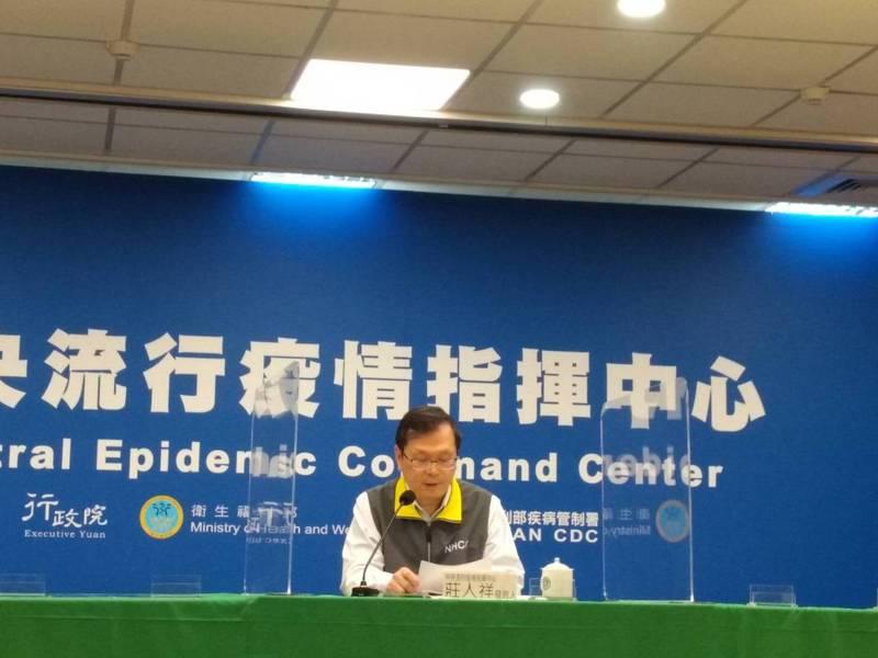 莊人祥表示,新冠疫苗太新了,誰也沒辦法確定AZ後續的效力會不會翻盤。記者陳碧珠/攝影