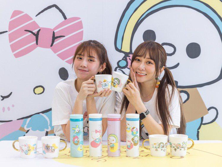 7-ELEVEN台南首間「OPEN! X Sanrio三麗鷗聯名主題店」推出多款...