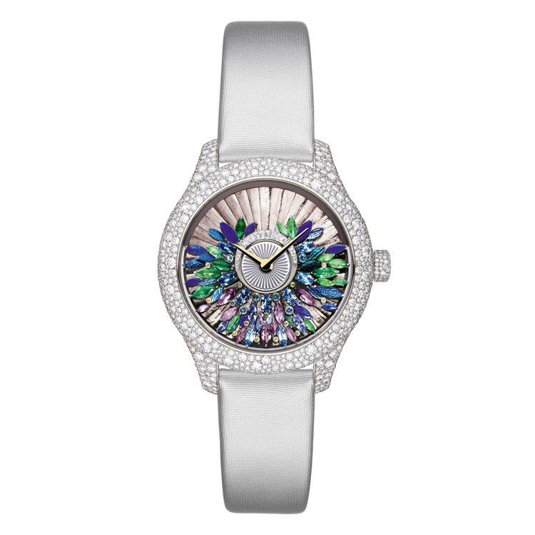 Dior Grand Bal Parure Tropicale N°10腕表,全...