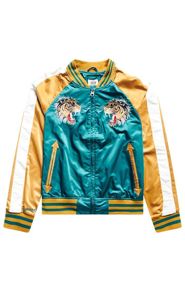 SUPERDRY ORIGINAL & VINTAGE系列女裝外套3,980元。...