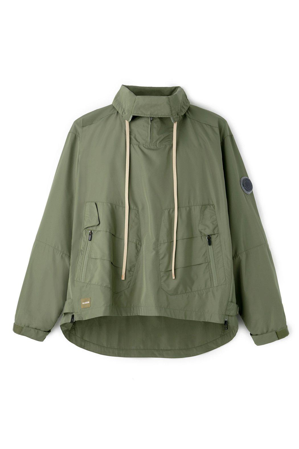 Palladium衝鋒衣4,490元。圖/Palladium提供